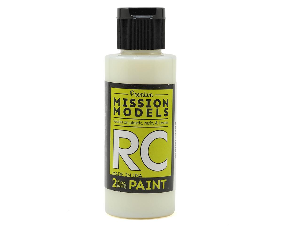 Clear Acrylic Lexan Body Paint (2oz) by Mission Models