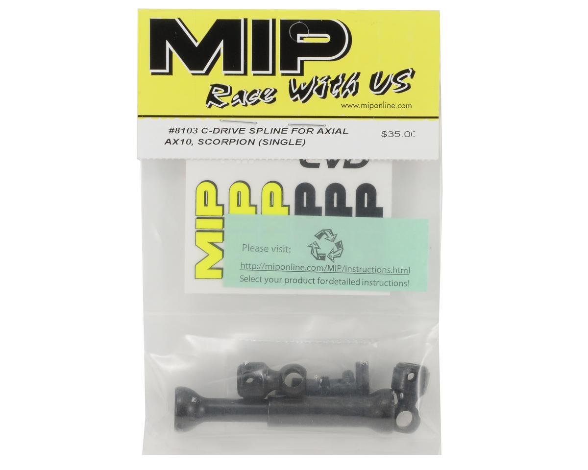 MIP C-Drive Spline