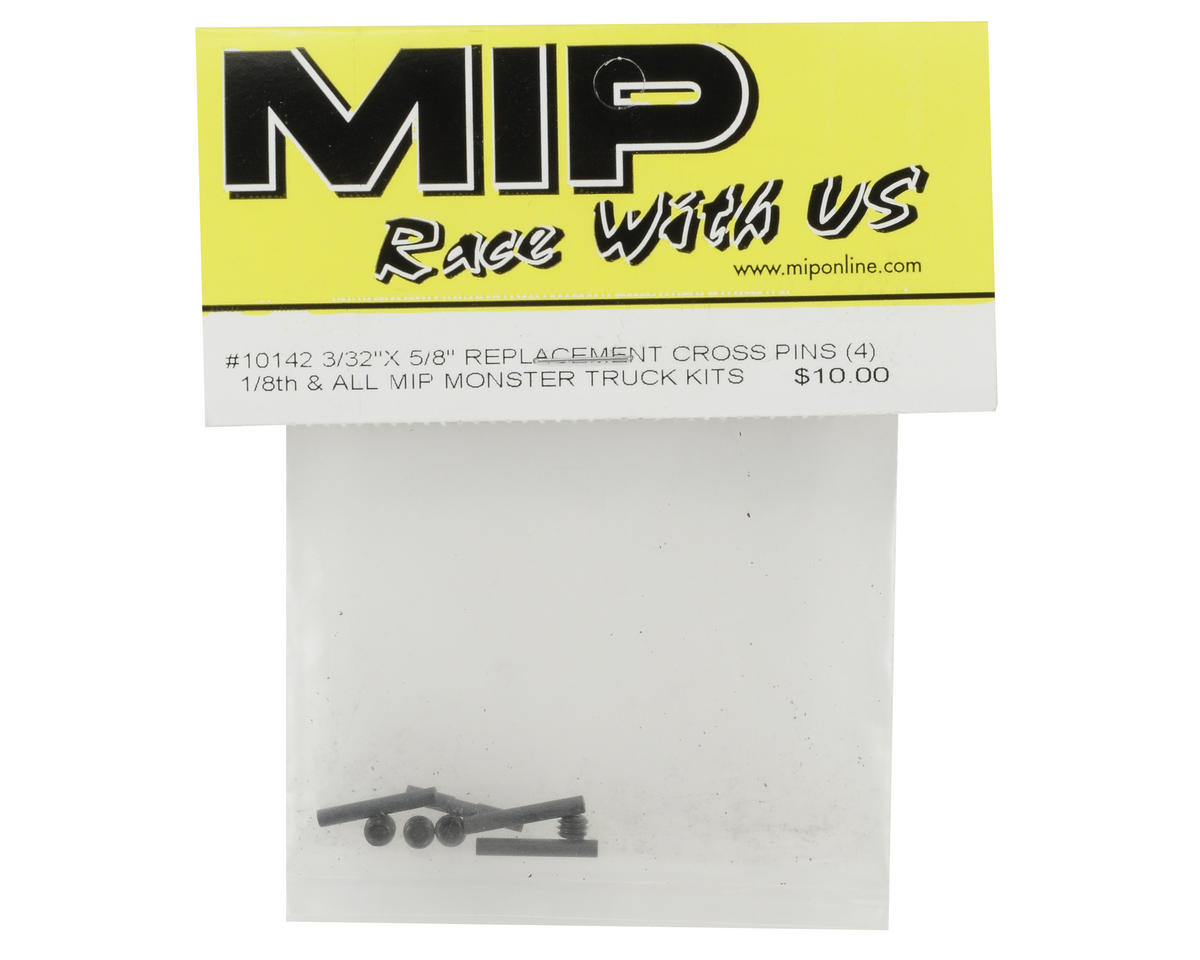 "MIP 3/32 x 5/8"" X-DUTY Cross Pin Set (4)"