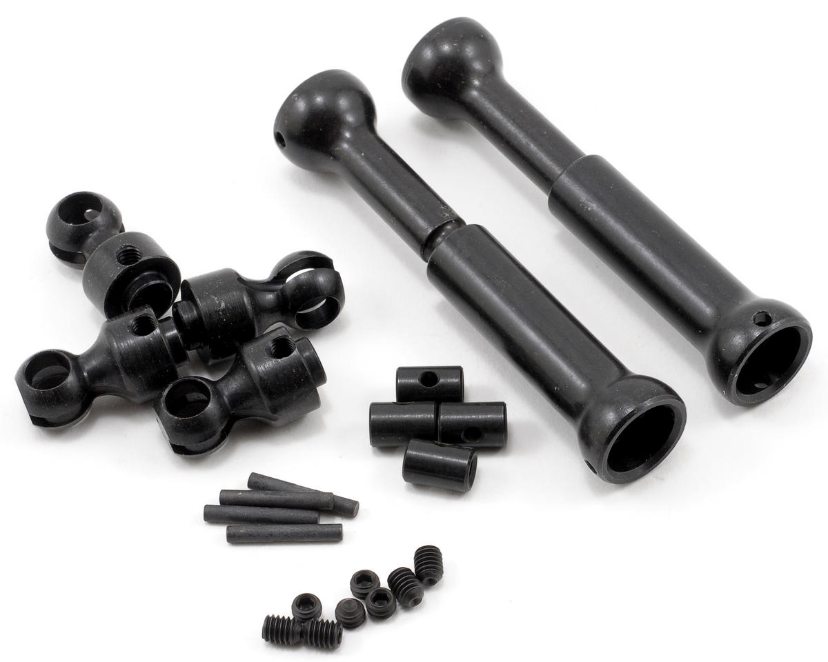 MIP Axial SCX10 Spline Center CVD Kit