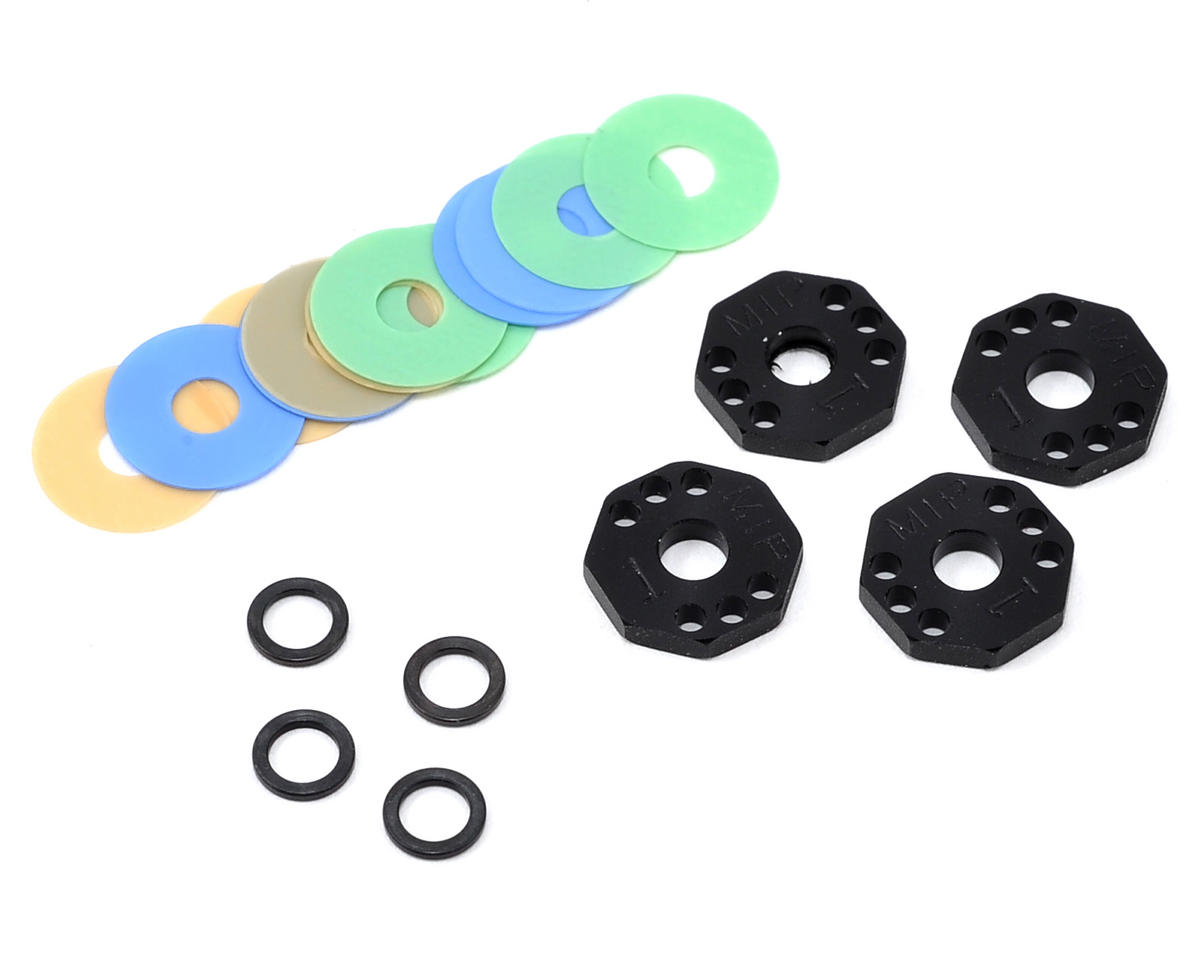 MIP Bypass1 Shock Valve Kit (.406 Bore - Losi Buggies)