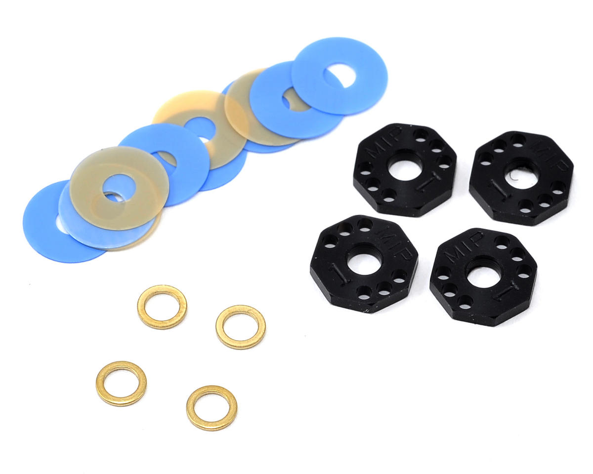 MIP Bypass1 Shock Valve Kit (.406 Bore - Losi Trucks)