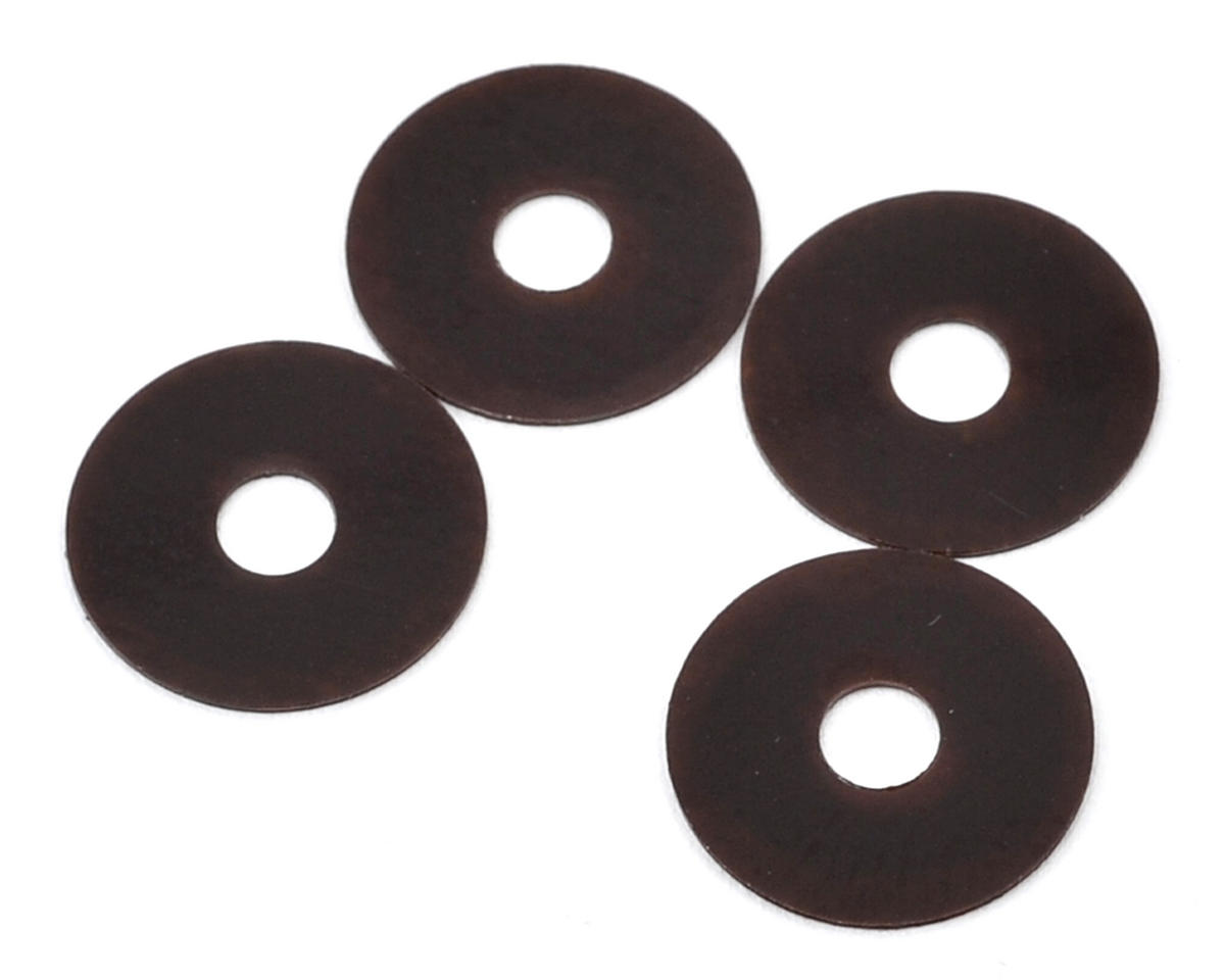 MIP .010 Bypass1 #17 Valve Set (Brown) (4) (Losi 22)