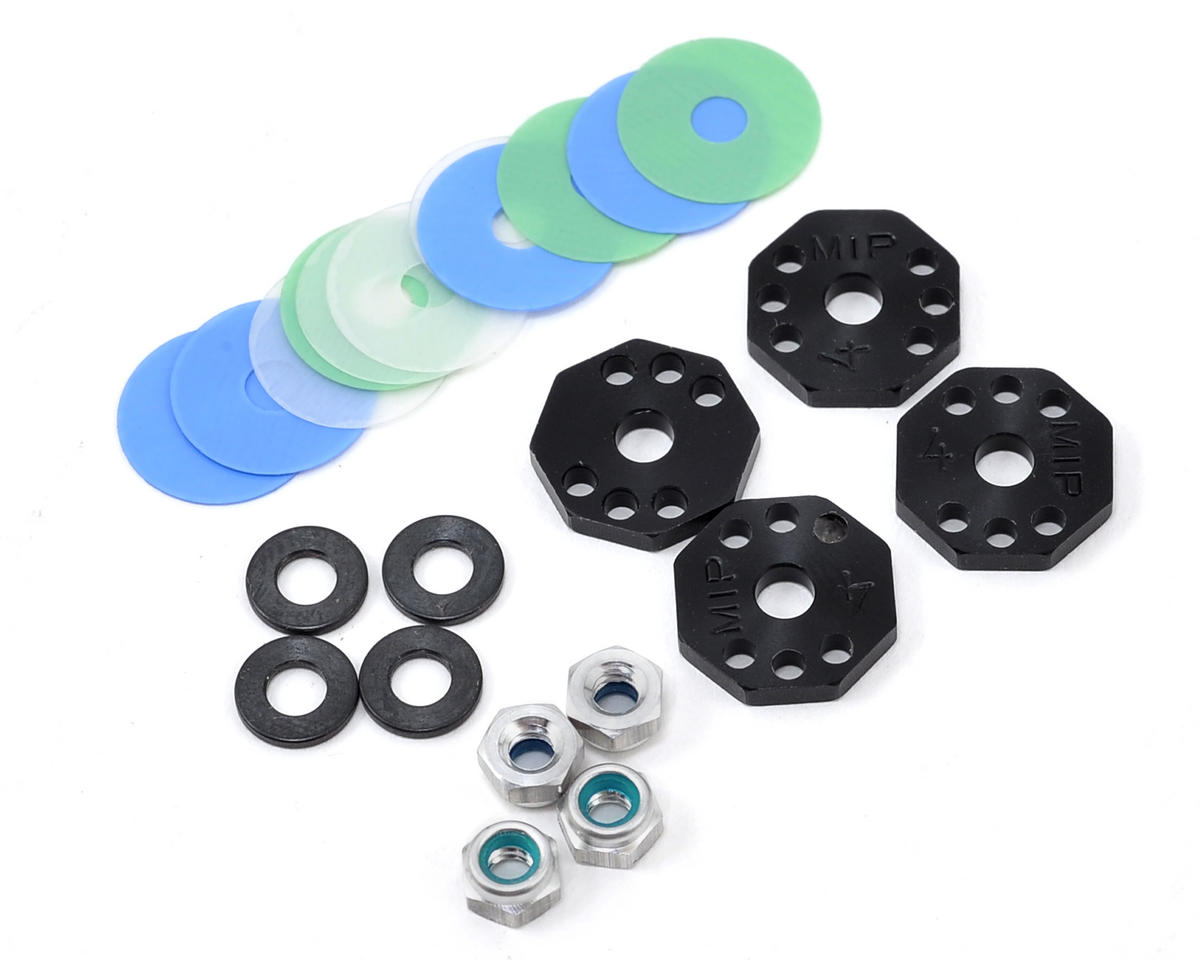 MIP Bypass1 Shock Valve Kit (12mm Bore - Losi SCTE)
