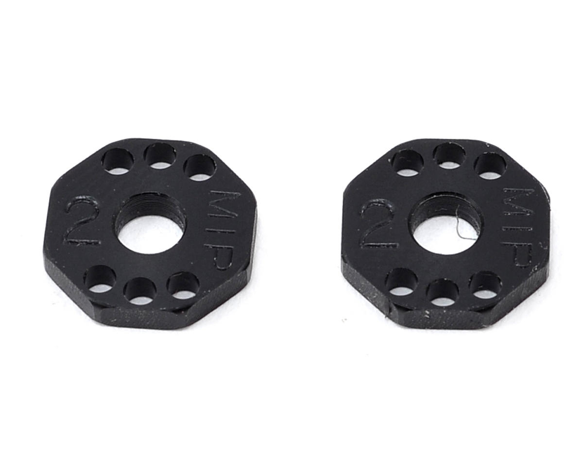 MIP Bypass1 #2 Piston Set (2) (10mm - Traxxas Trucks)