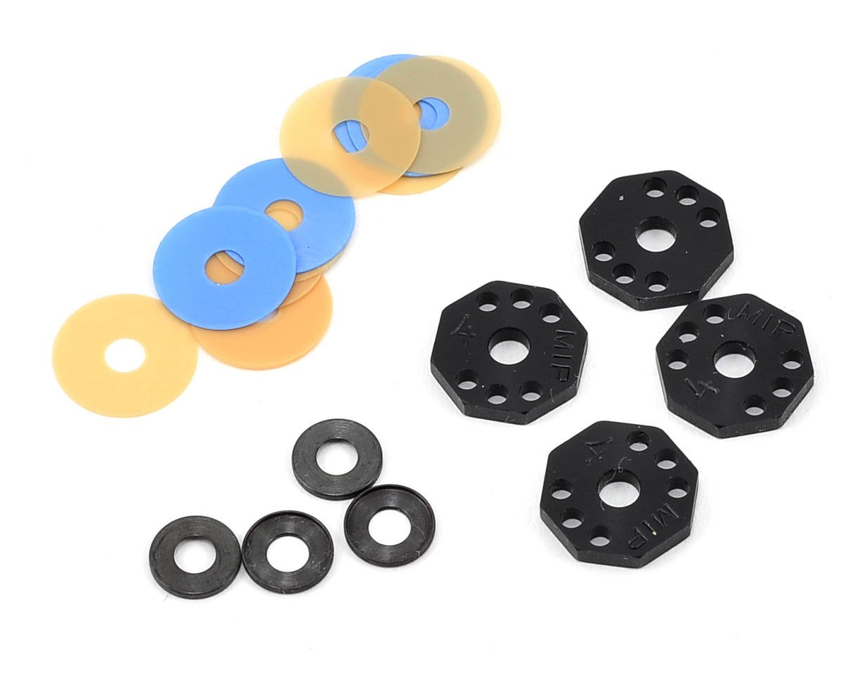 MIP Bypass1 Shock Valve Kit (12mm Bore - Kyosho Buggy)
