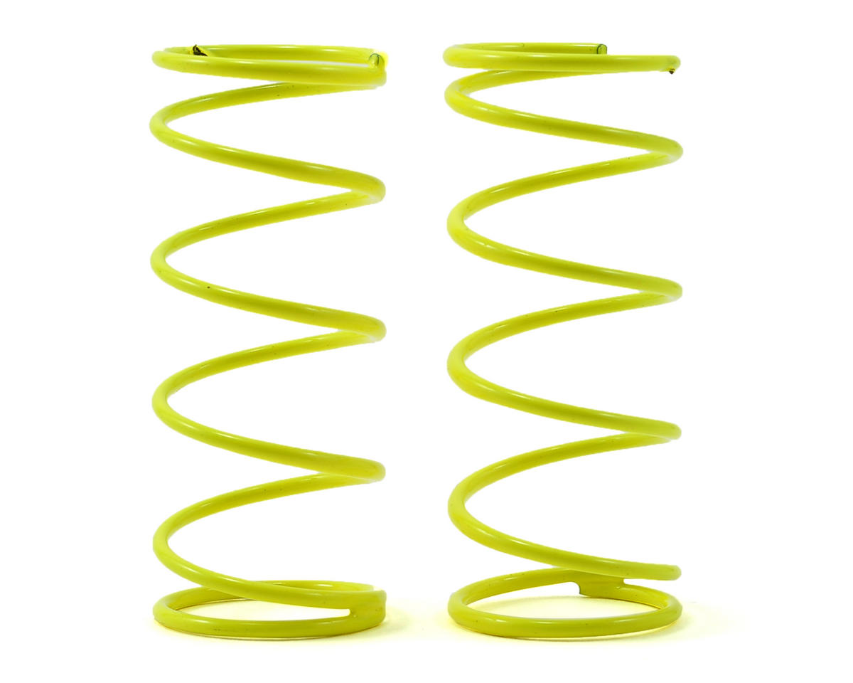 MIP Pro4-Mance Front Shock Spring Set (Yellow/Medium) (2)