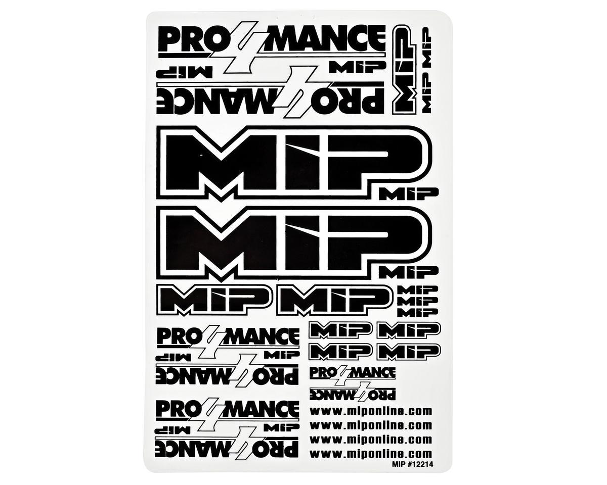 MIP Pro4-Mance Decal Sheet
