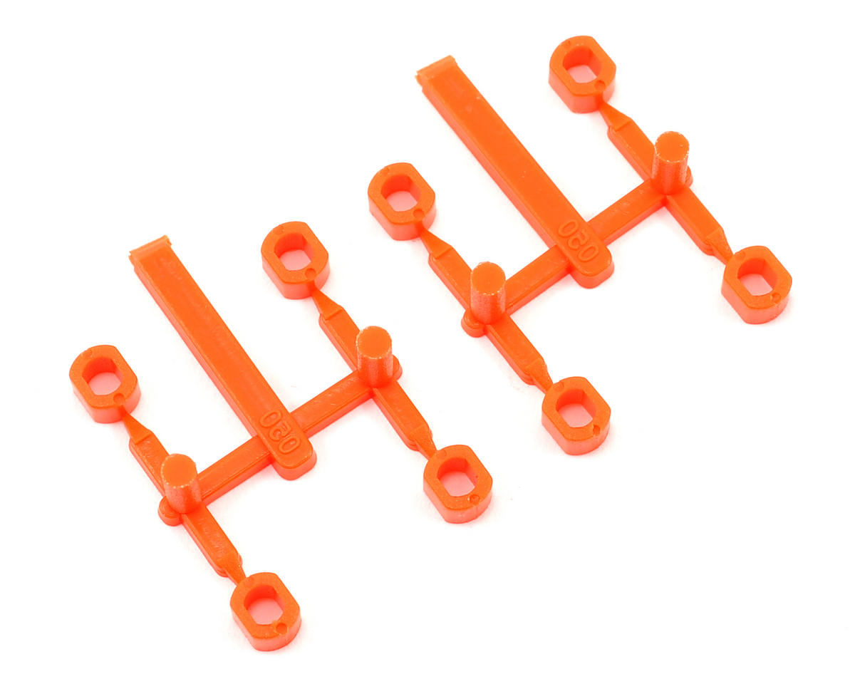"MIP No.2 ""Pucks"" (Orange) (8)"
