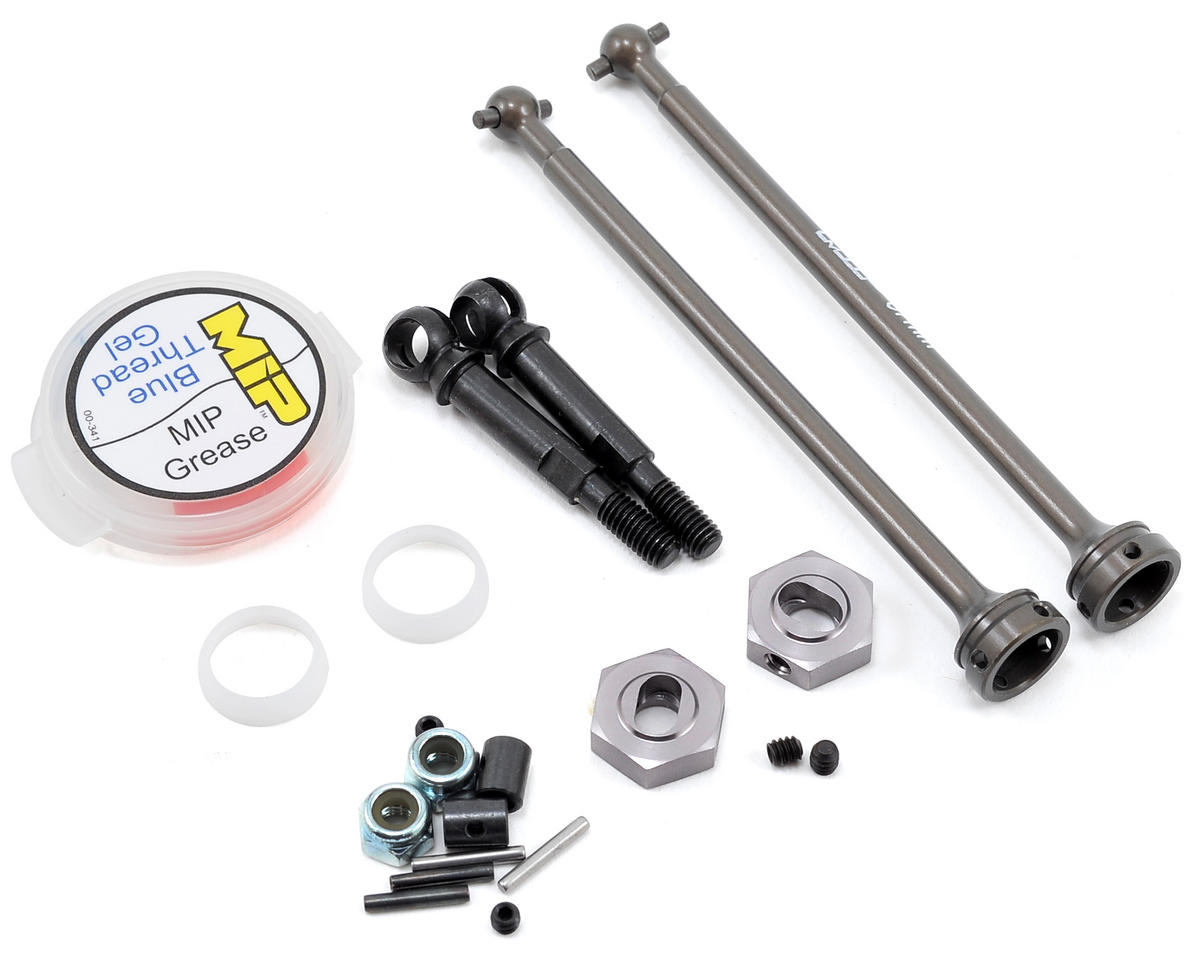 MIP Aluminum Ultima SC C-CVD Kit