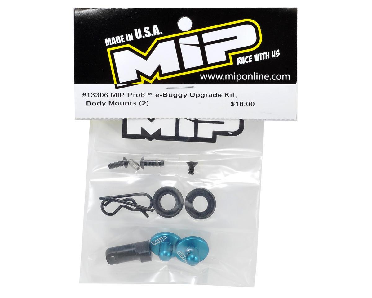 MIP Pro8 E-Buggy Body Mount Set (2)