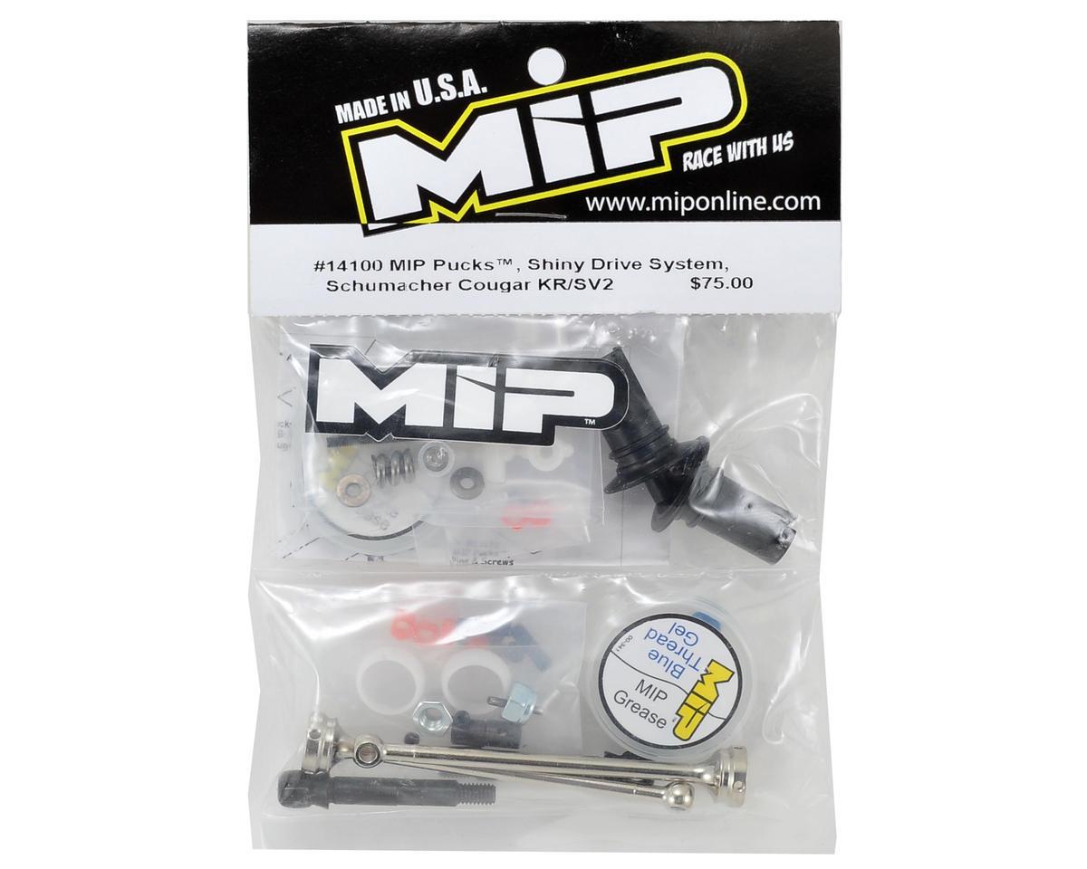 "MIP ""Pucks"" Shiny Schumacher KR/SV2 Drive System"