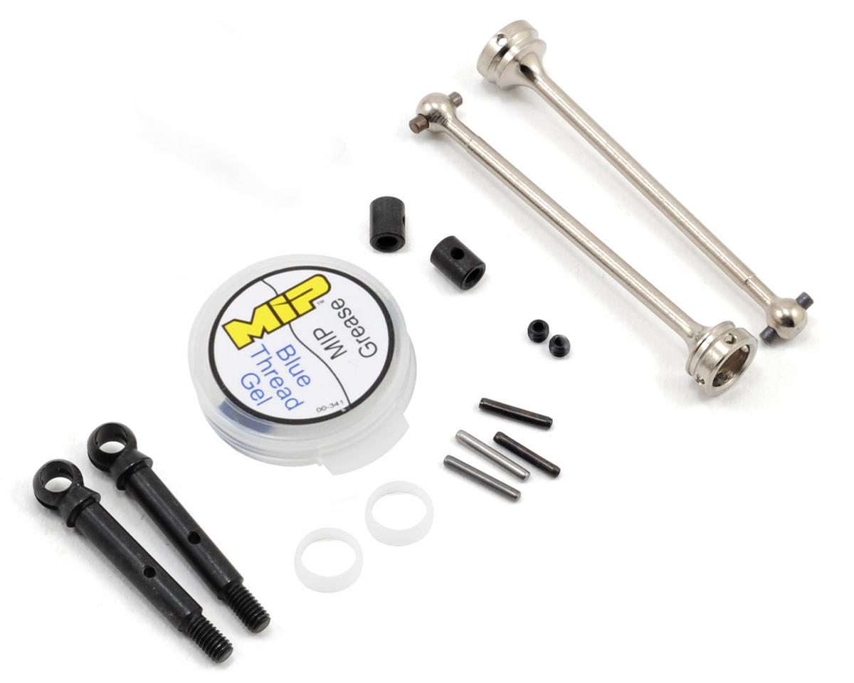 Shiny TLR 22-4 Rear C-CVD Kit by MIP