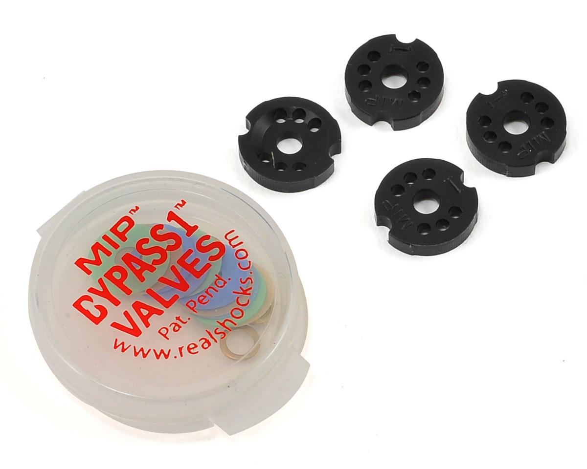 MIP Bypass1 Team Tuned Shock Valve Kit (12mm Bore - B5/B5M)