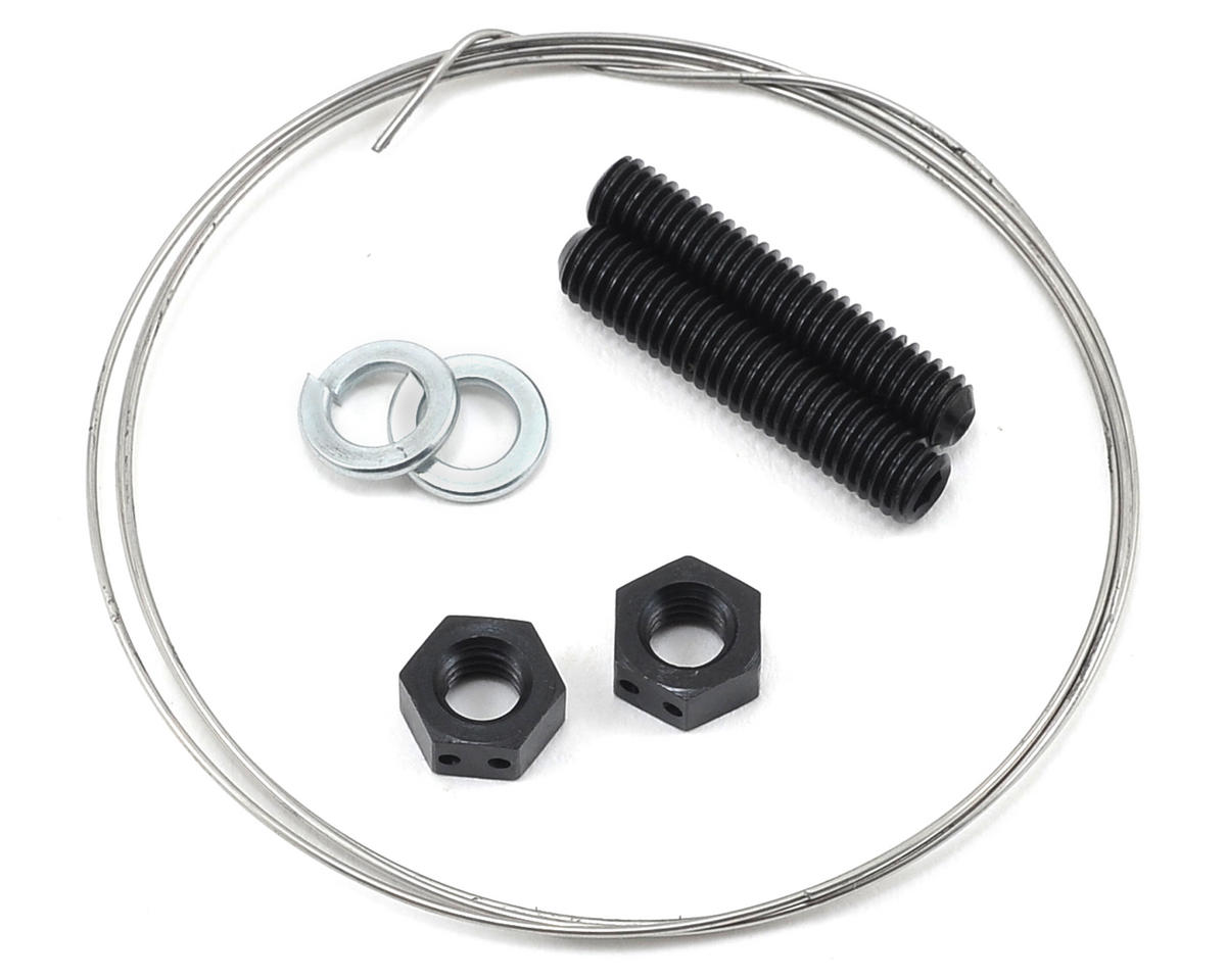 MIP Losi 5ive-T Header Lock Wire Kit