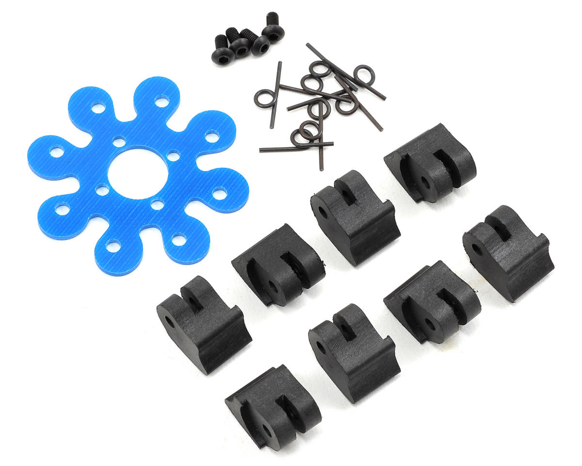 MIP 1/5 Scale 54mm Racing Clutch Rebuild Kit (Losi Desert Buggy XL)