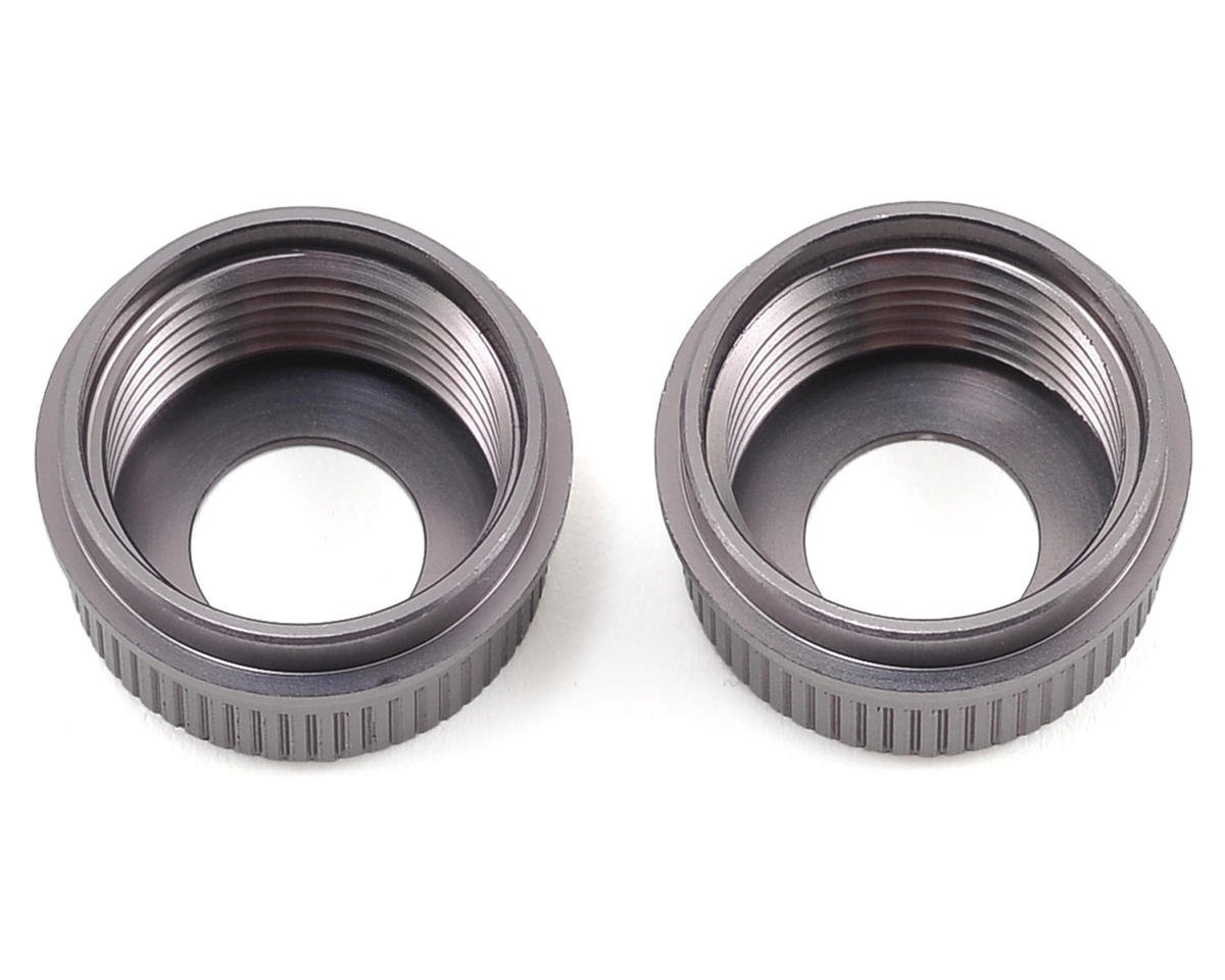 MIP 32mm Big Bore Shock Cartridge Cap (2) (Losi 5IVE-T)