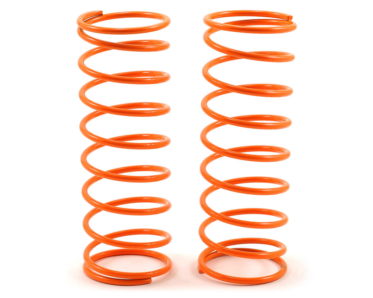 MIP 32mm Big Bore Front Shock Springs (Orange - 8.75 lb) (2)
