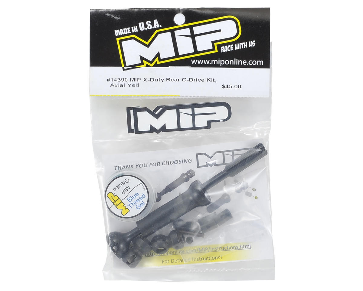MIP Yeti X-Duty Rear C-Drive Kit