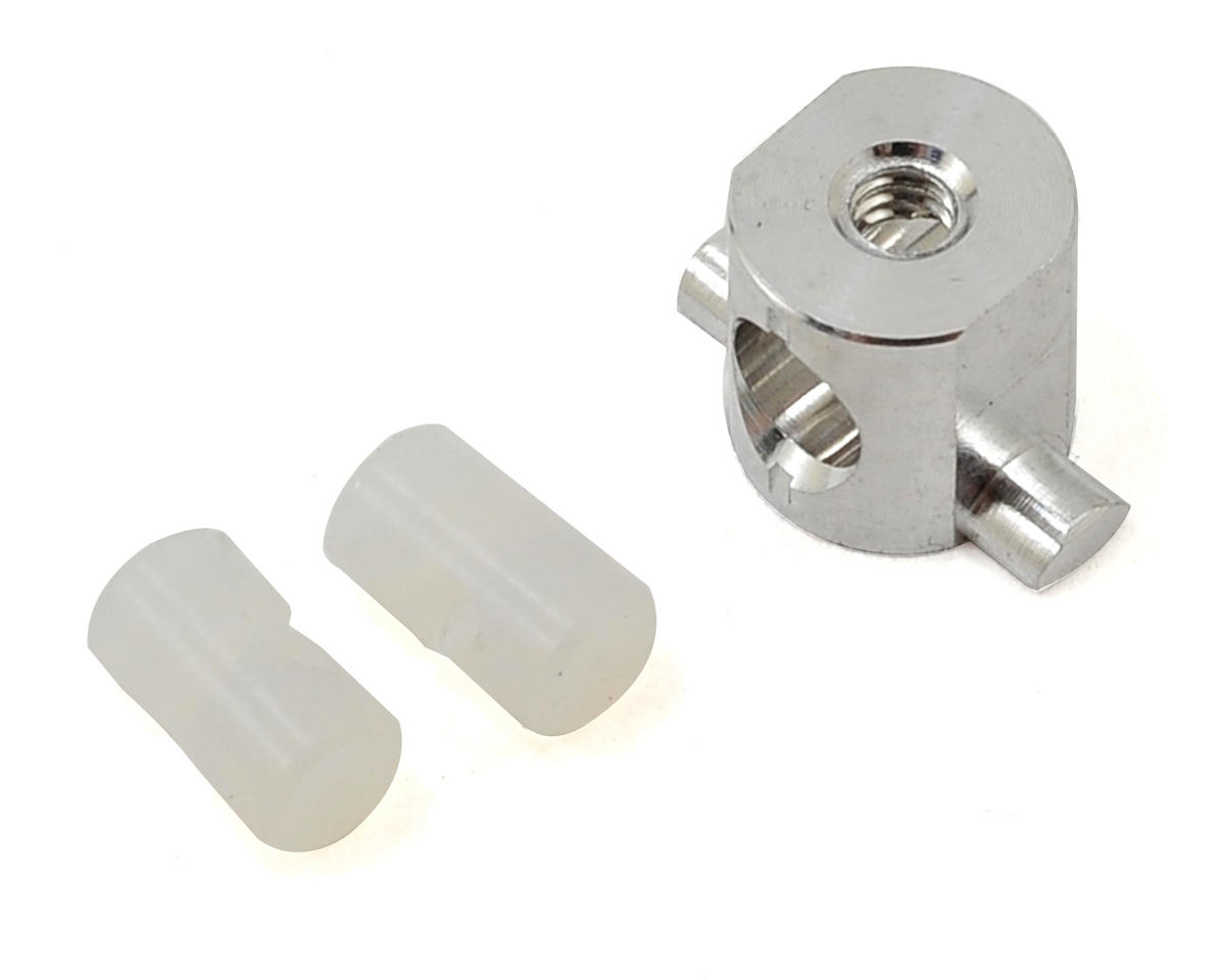 Aluminum 0.250 Bore Machined T-Nut by MIP