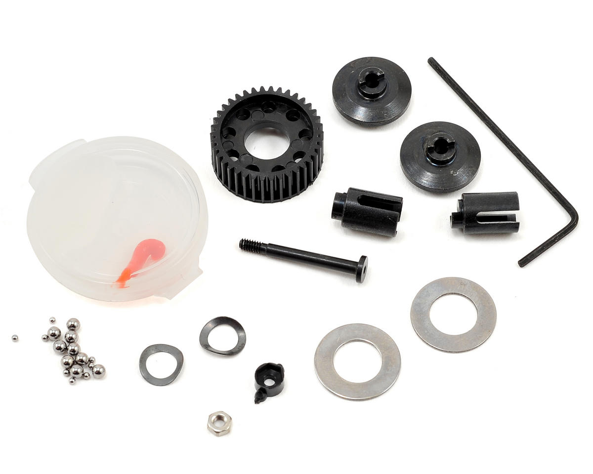 MIP Losi Mini-Baja Mini-T Ball Differential Kit