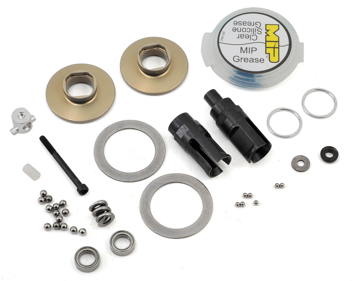 "MIP B5/B6 ""Super Diff"" Bi-Metal Differential Kit (Team Associated RC10 B5)"