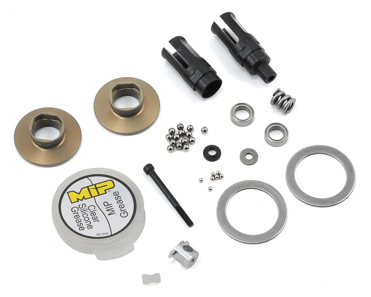 MIP TLR 22 Super Diff Bi-Metal Differential Kit (Losi 22SCT)