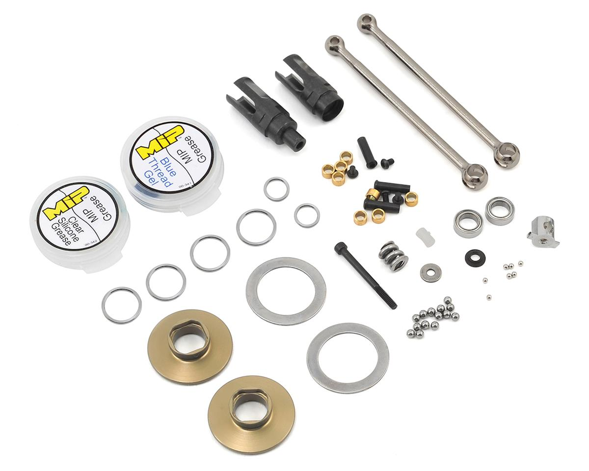 "MIP Associated B5/B6 Roller ""Pucks"" Bi-Metal Drive System (Team RC10 B5)"