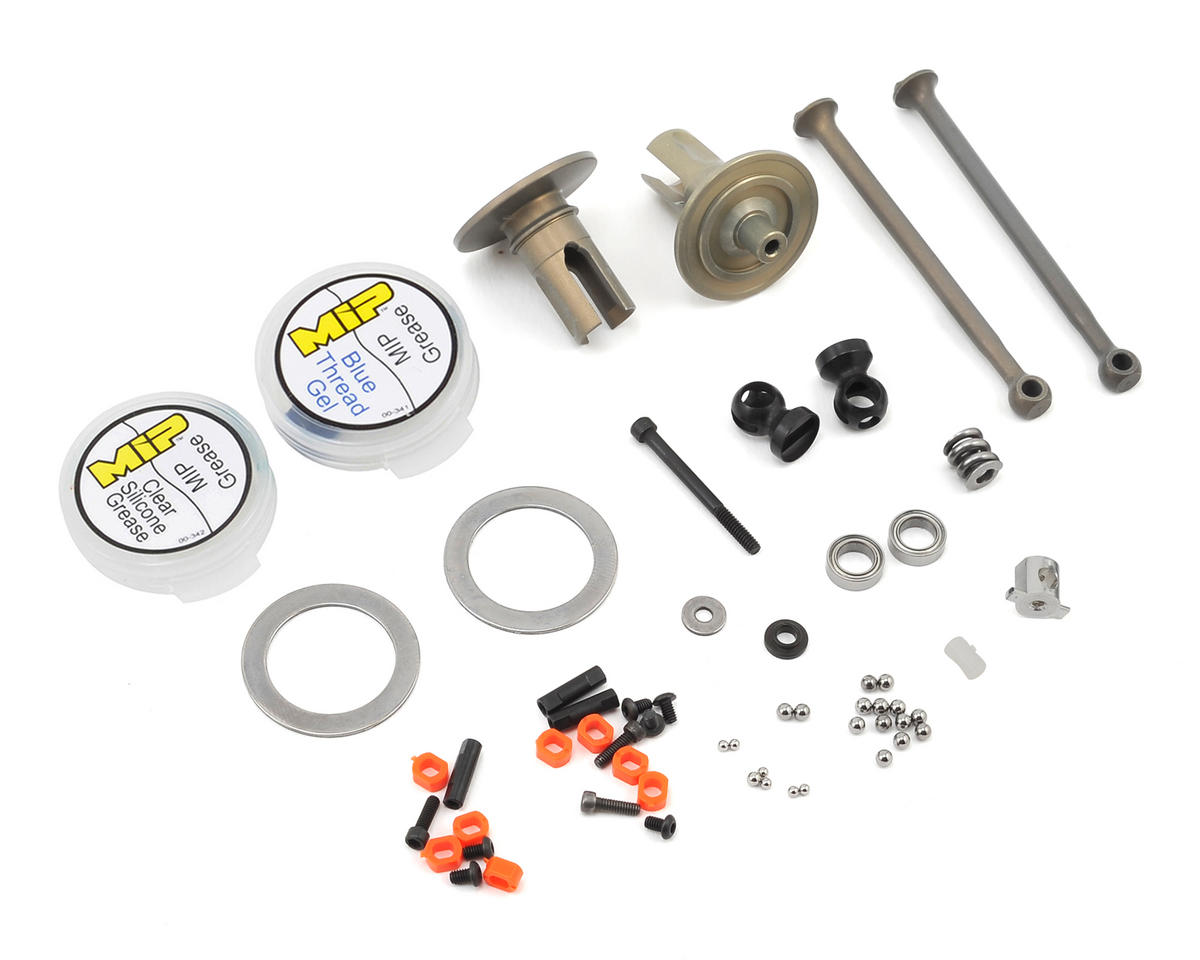 """Pucks"" TLR 22 3.0 17.5 Drive System by MIP"