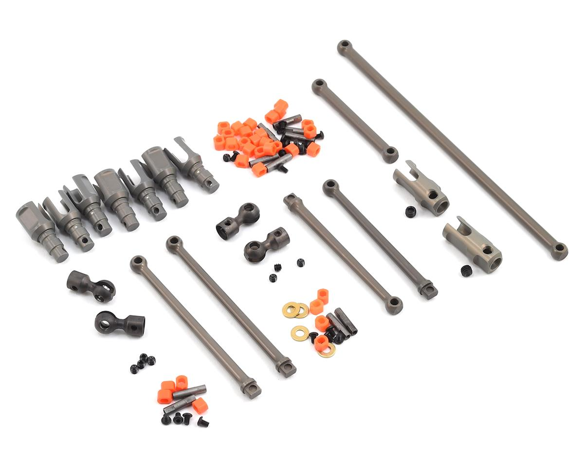 MIP Tekno EB410 13.5 Gear Diff Performance Bundle Package