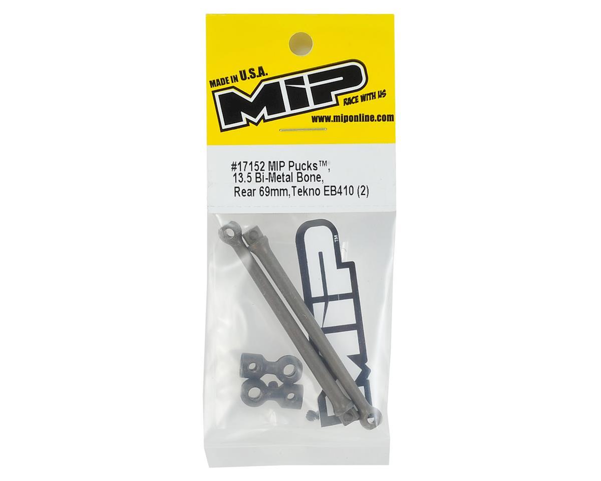MIP Tekno EB410 Pucks 13.5 Rear 69mm Bi-Metal Bone (2)