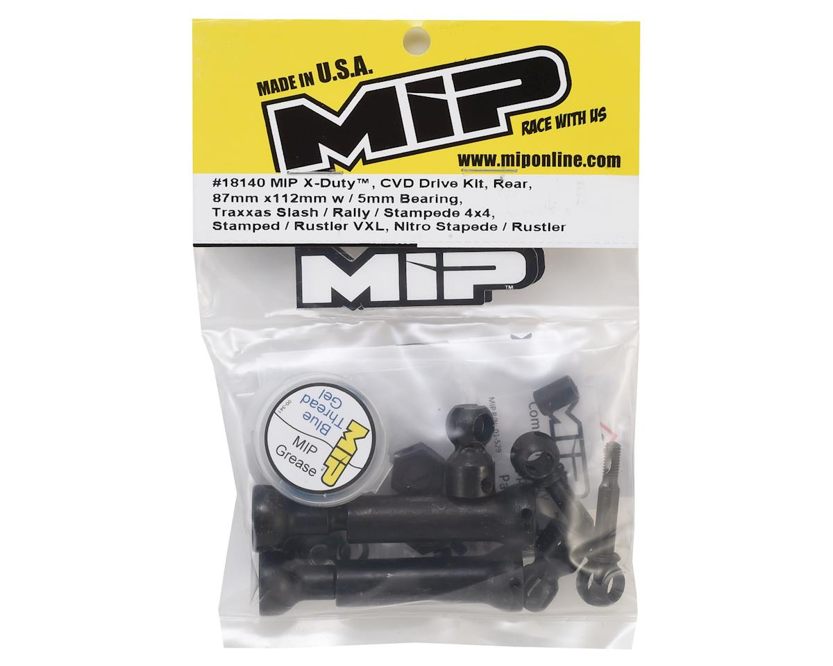 MIP Traxxas X-Duty Rear CVD Drive Kit