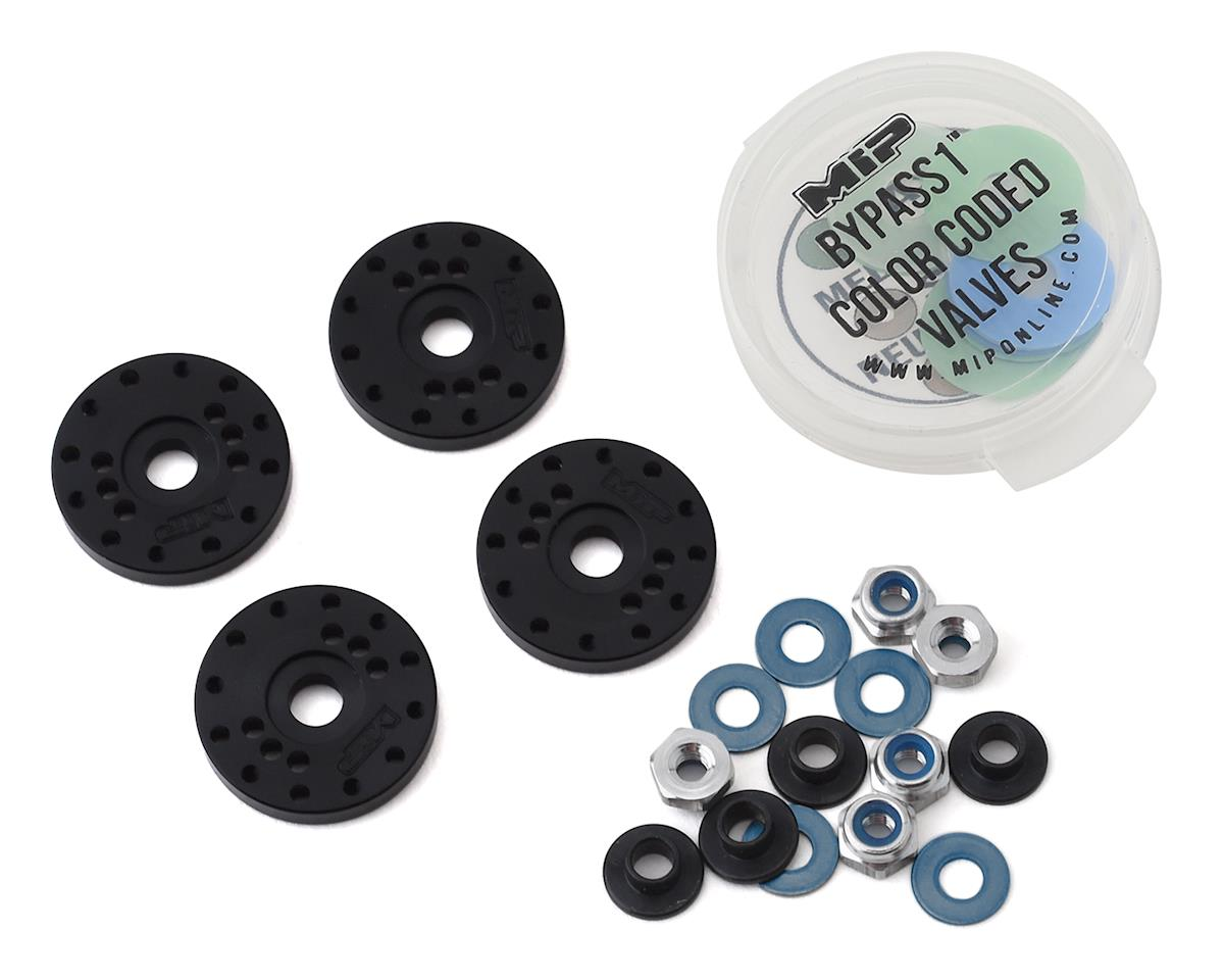 MIP Tekno 16mm 6 Hole Bypass1 Piston Set (4) (Tekno RC EB48SL)