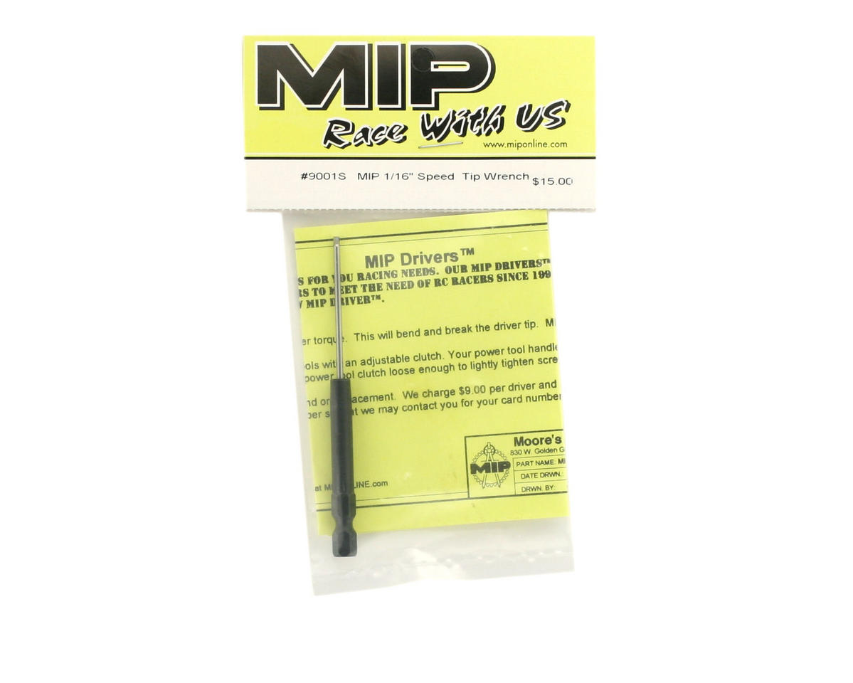 MIP Speed Tip Hex Wrench (1/16)