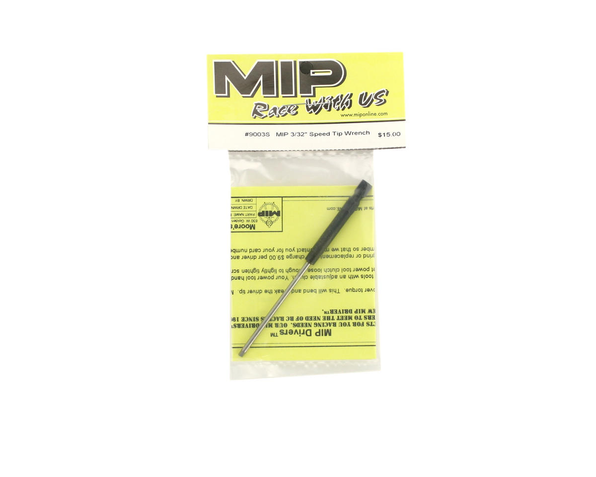 Speed Tip Hex Wrench (3/32) by MIP