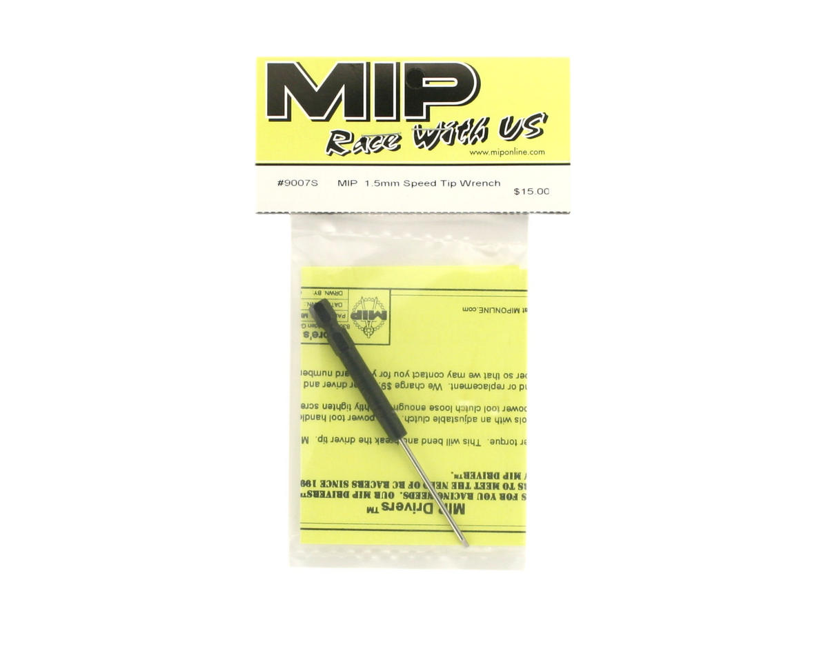 Speed Tip Hex Wrench (1.5mm) by MIP