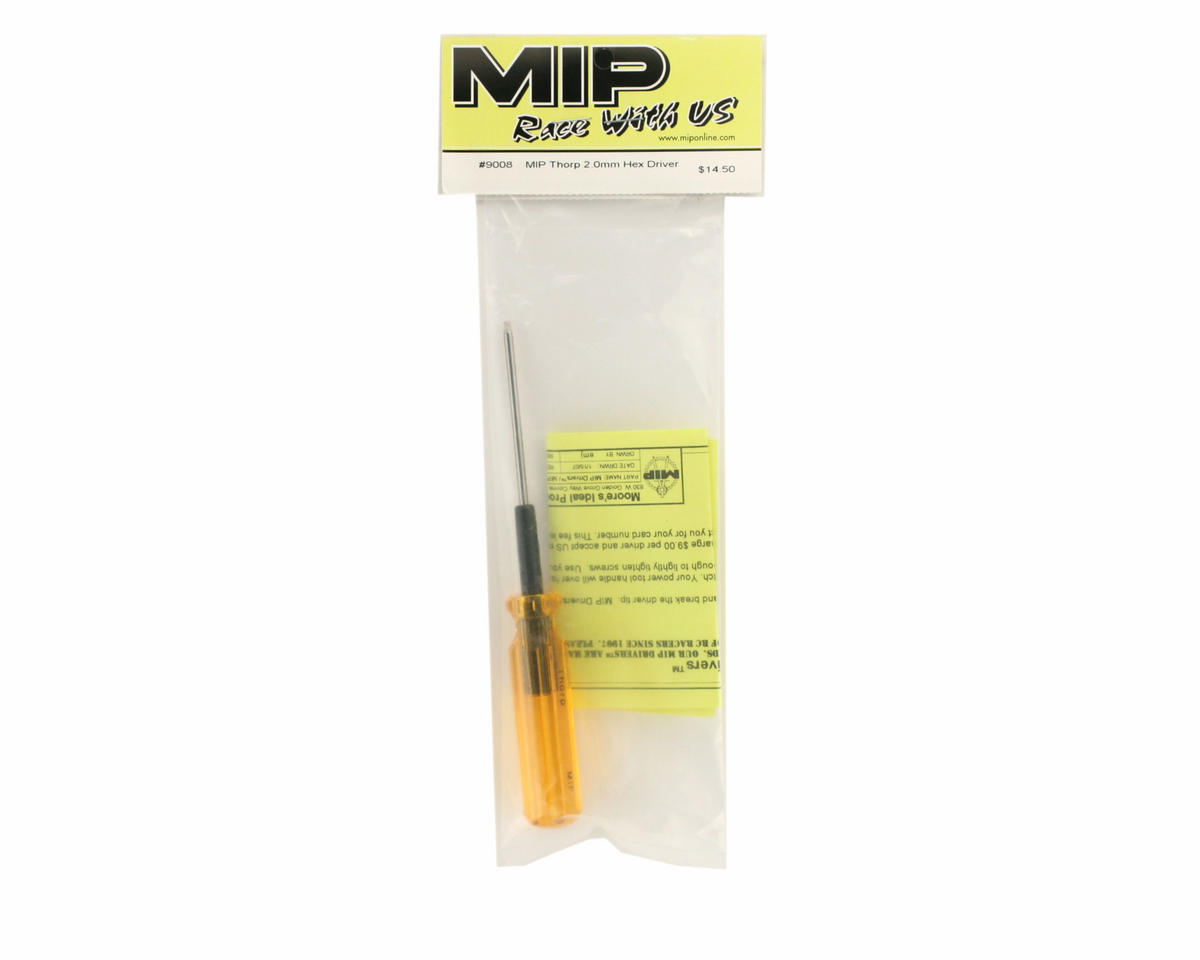 MIP Thorp Hex Driver (2.0mm)