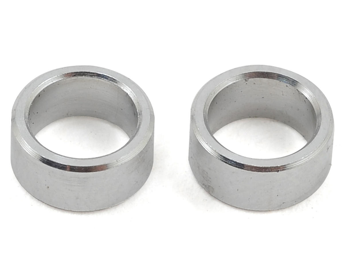 "MIP 4x6x3mm Aluminum ""BOX"" Spacer (2)"