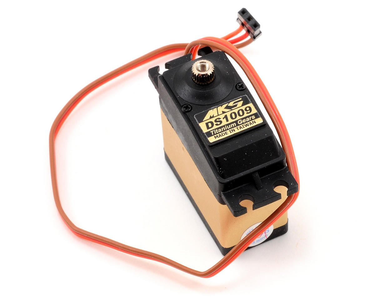 DS1009 Standard Digital Cyclic Servo