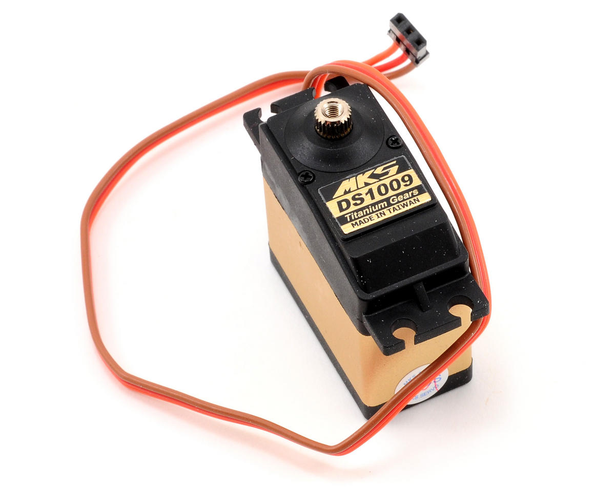 MKS Servos DS1009 Standard Digital Cyclic Servo