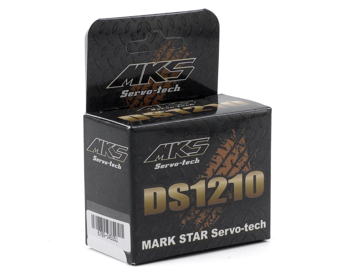 DS1210 Titanium Gear Standard Digital Servo by MKS