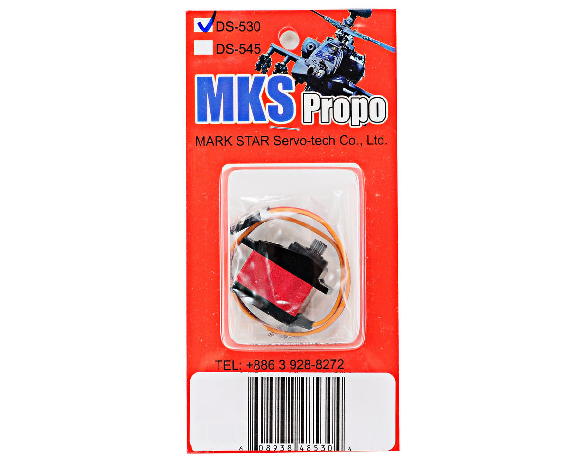 MKS DS530 Digital Micro Cyclic Servo