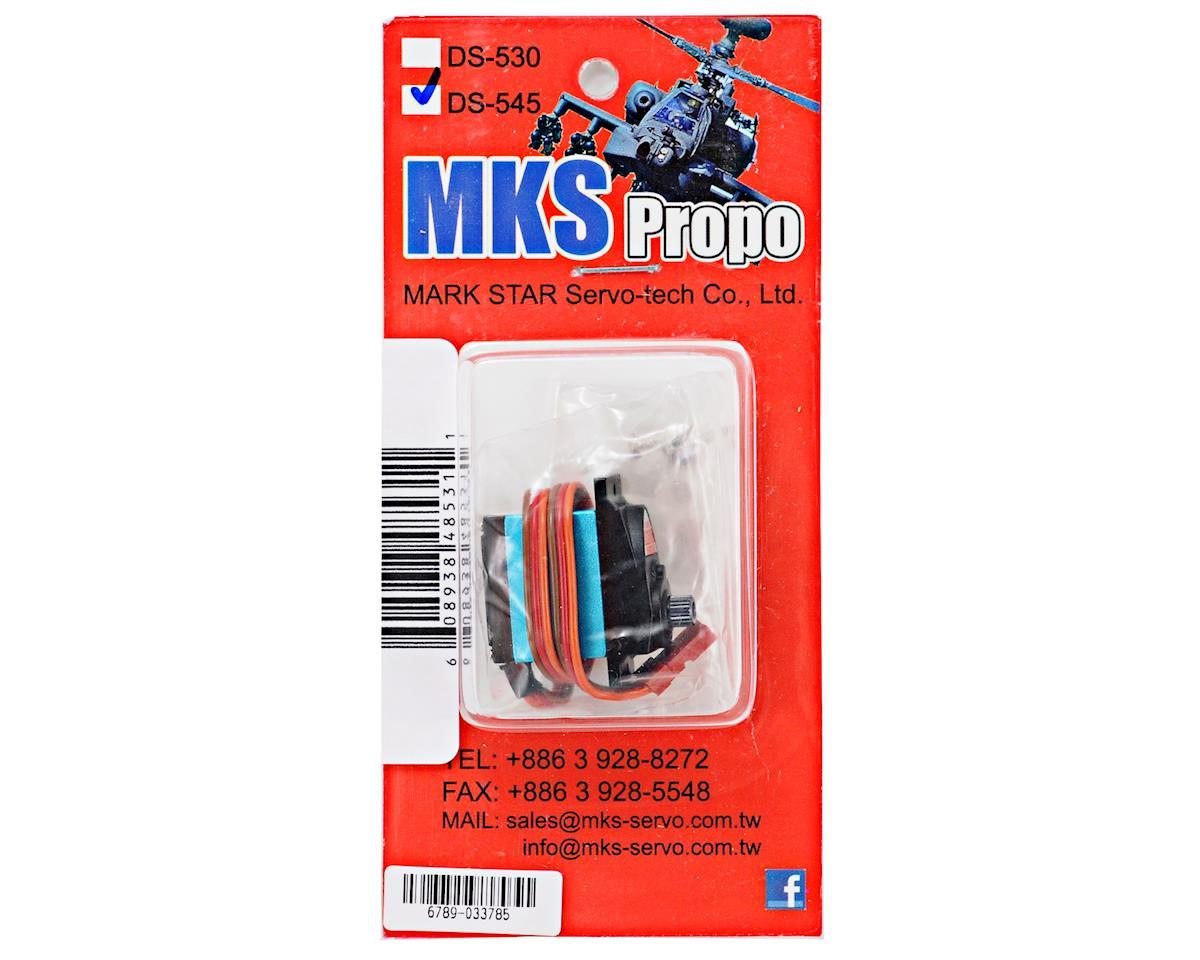 MKS DS545 Titanium Gear High Torque Micro Analog Servo