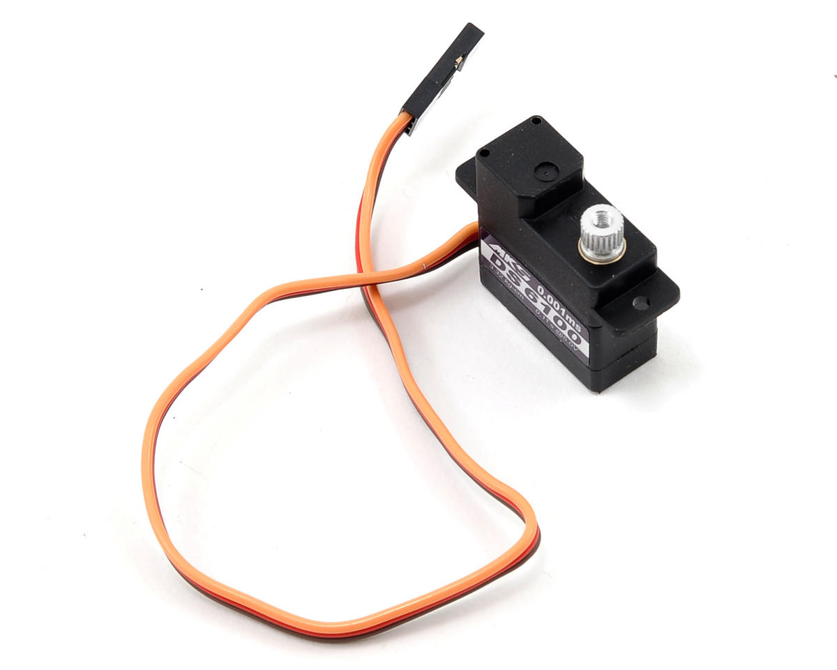 MKS DS6100 Metal Gear Micro Digital Servo