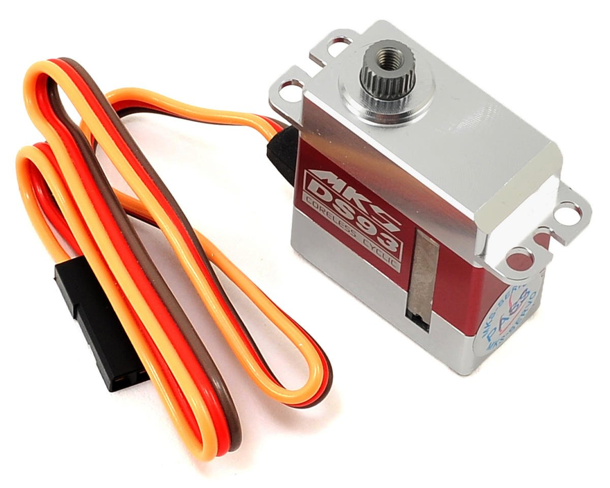 MKS Servos DS93 Metal Gear Micro Digital Servo