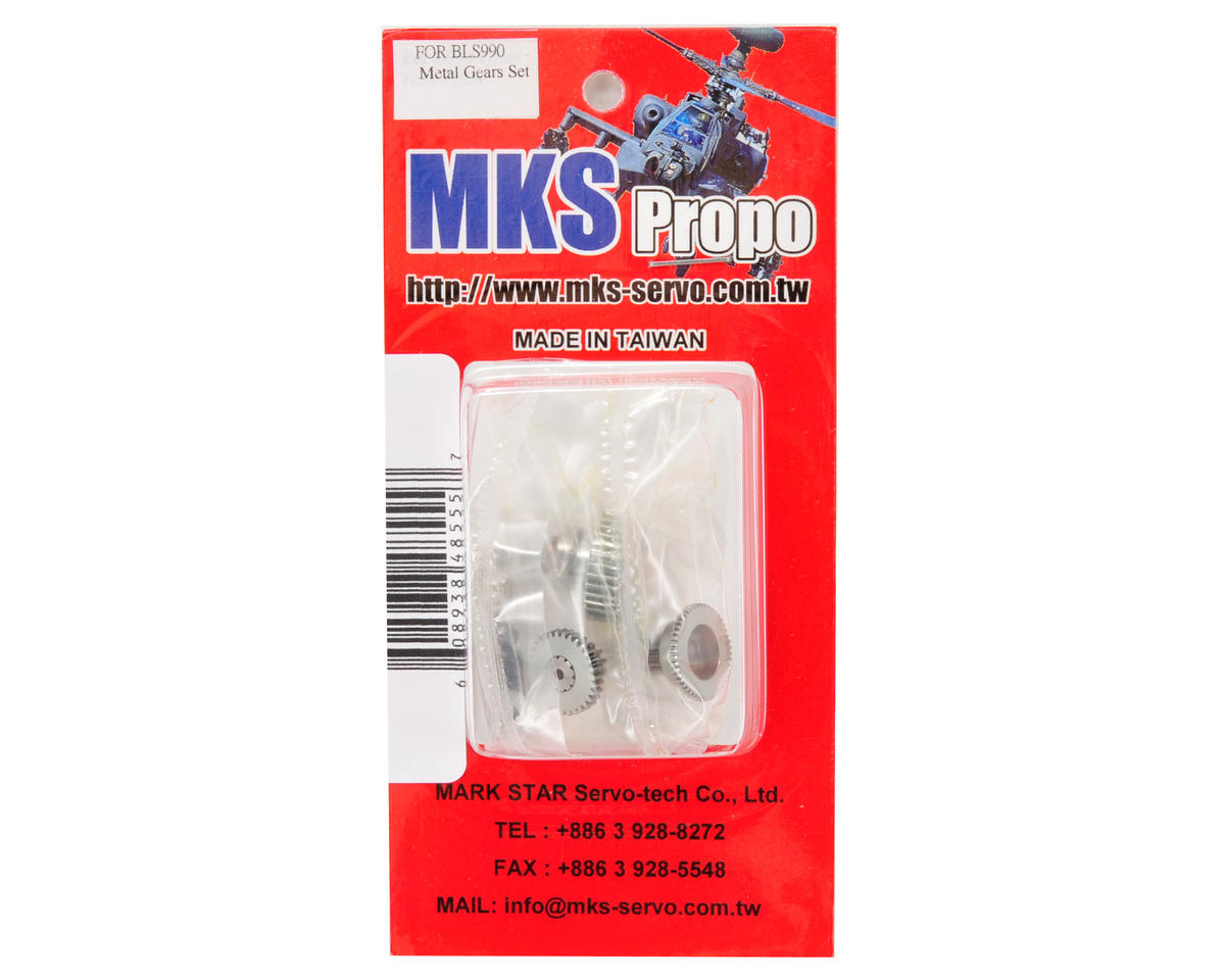 MKS BLS990 Metal Gear Set
