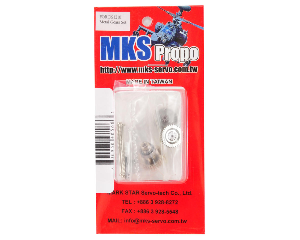 MKS DS1210 Metal Gear set