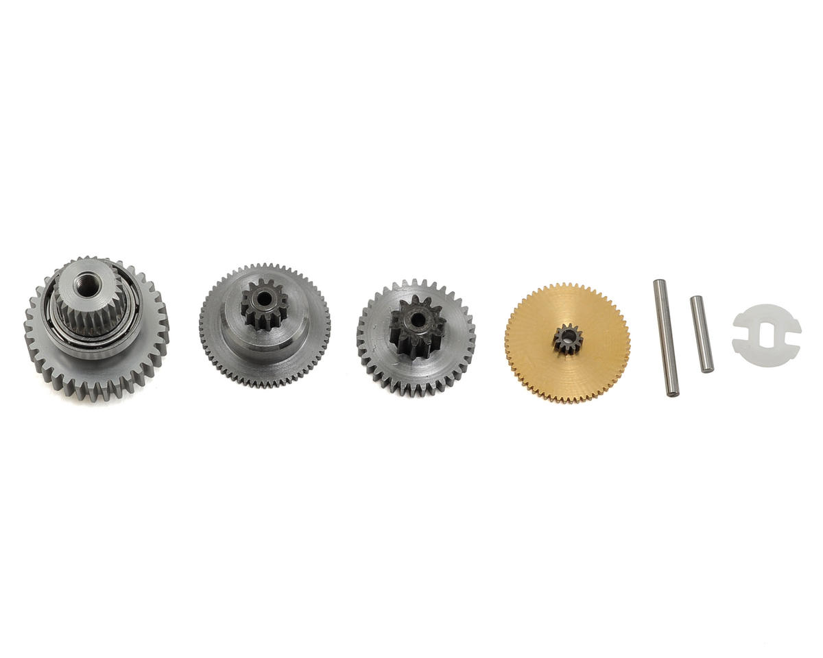 X8 HBL380 Metal Servo Gear Set