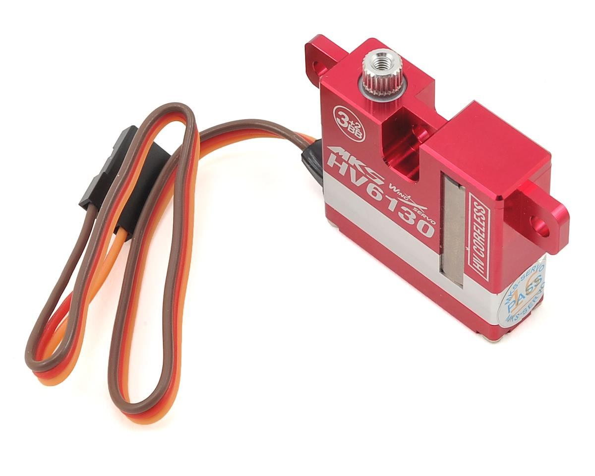 MKS HV6130 Coreless Metal Gear Digital Wing Servo (High Voltage)