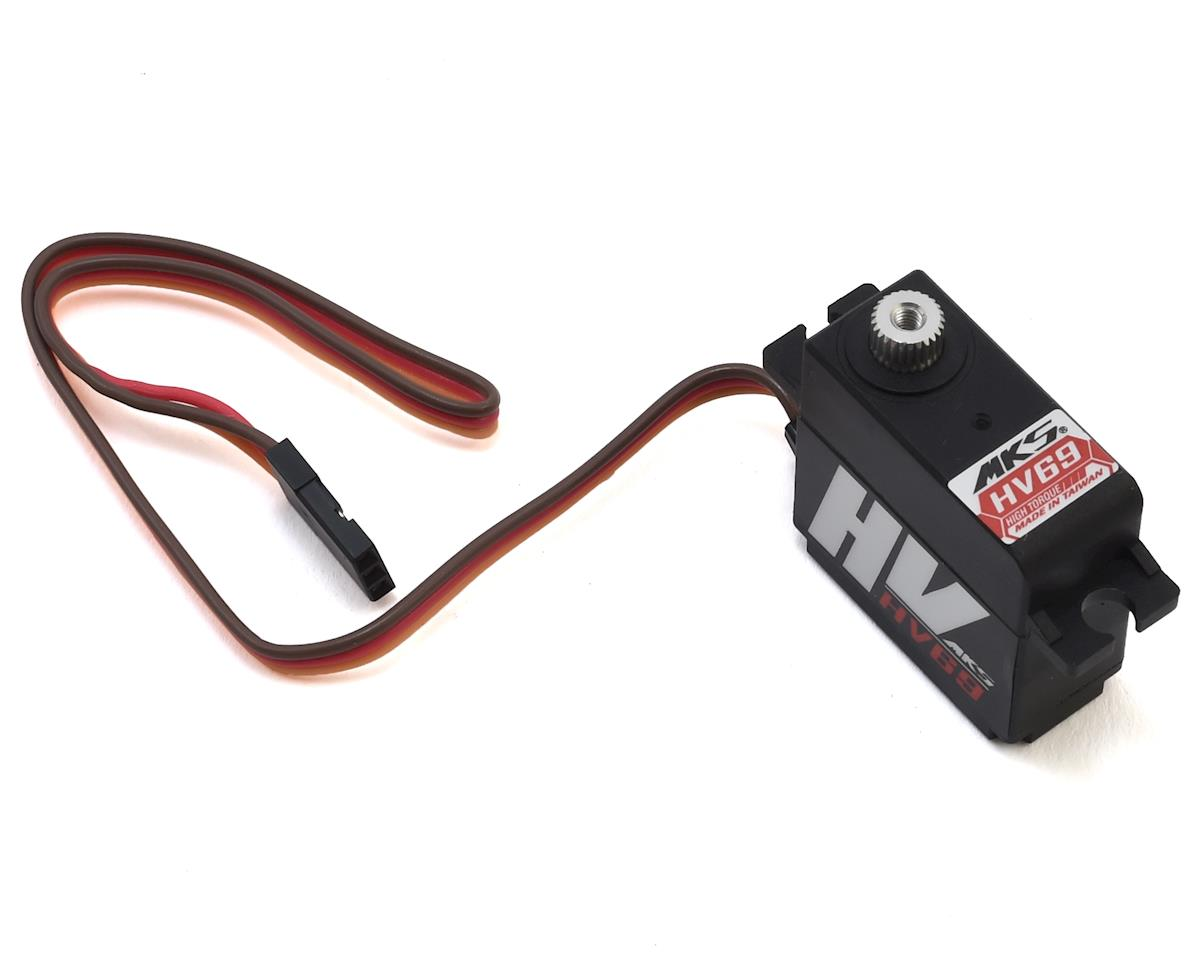 MKS Servos HV69 Metal Gear Micro Digital Servo (High Voltage)